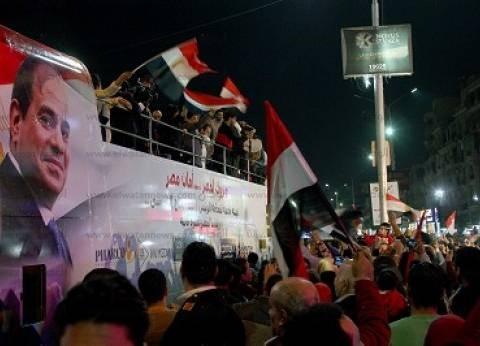 """""""إقليمي الجمعيات الأهلية"""" في البحيرة: السيسي يستحق ثقة الشعب"""