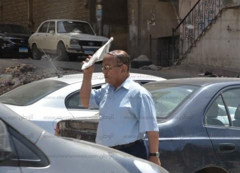 quotالأرصاد الجويةquot تحذر من ارتفاع درجات الحرارة غدا.. والعظمى بالقاهرة 42