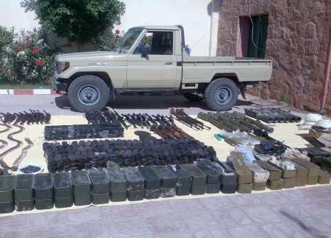 «الوطن» ترصد ممرات الإرهابيين من حدود ليبيا والسودان إلى مصر