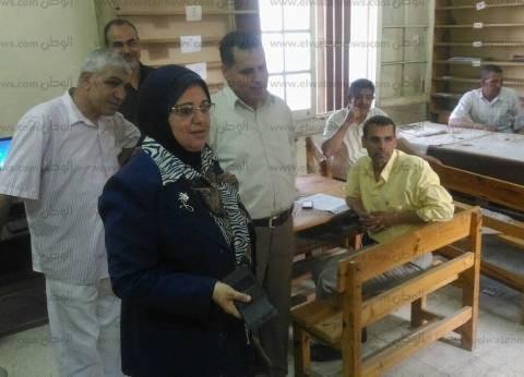 بالصور| تعليم كفر الشيخ تختتم امتحانات الإعدادية دون شكاوى أو محاضر غش