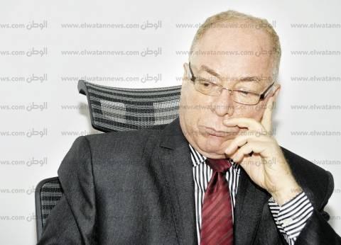 """حلمي النمنم ناعيا جمال الغيطاني: """"أحد أعمدة الثقافة المصرية"""""""