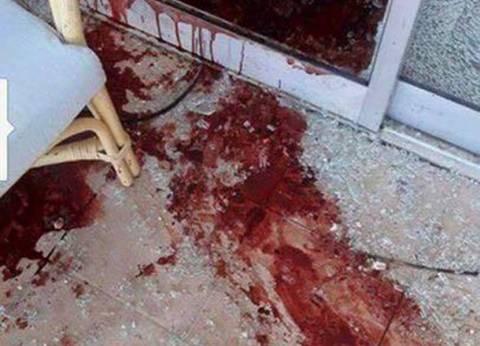"""""""الوطن"""" تنشر أول فيديو لأشلاء الإرهابي الذي فجر نفسه في فندق """"قضاة العريش"""""""