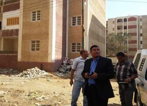 بالصور  رئيس سمنود يحيل 3 من عمال الوحدة الصحية بقرية أبوصير للتحقيق