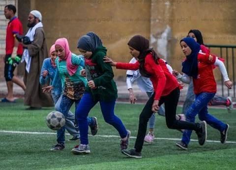 «نشوى» أول مدربة كرة فى الصعيد: «مابيفرقش معايا كلام الناس»
