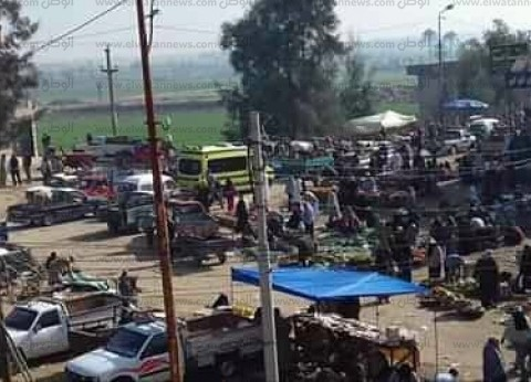 ضبط 9 إثر مشاجرة بين عائلتين في بني سويف
