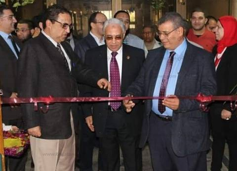 افتتاح وحدة أبحاث الموجات الصوتية بمستشفى صحة المرأة بجامعة أسيوط