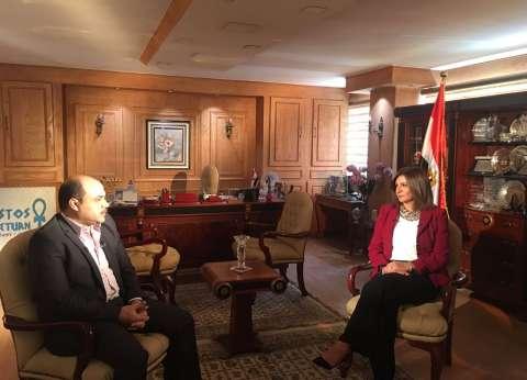 """الليلة.. مكرم تكشف مطالب المصريين بالخارج من الحكومة في """"90 دقيقة"""""""