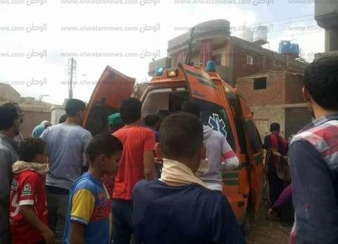 """""""الصحة"""": نقل شهداء ومصابي هجوم الكنيسة لـ""""النصر"""" و""""حلوان العام"""""""