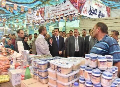 القابضة للصناعات الغذائية: سيارات متنقلة لبيع السلع للمواطنين