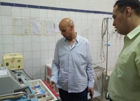 """وكيل """"صحة الشرقية"""" يحيل 4 أطباء للتحقيق بمستشفى مشتول السوق"""