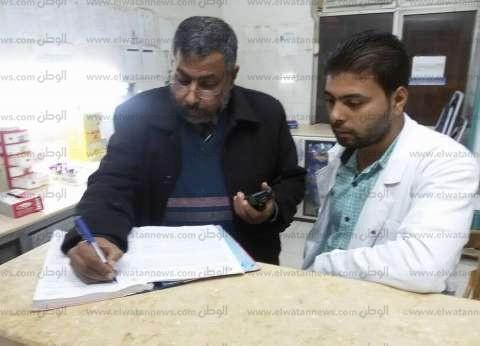 بالصور| مدير الرعاية بالشرقية يتفقد 3 مستشفيات لمتابعة سير العمل