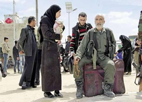 الجيش السوري يعلن القطاع الجنوبي من الغوطة آمنا وخاليا من السلاح