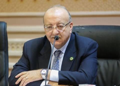 """رئيس """"إسكان النواب"""" يدلي بصوته في الاستفتاء: نقف مع مصر"""