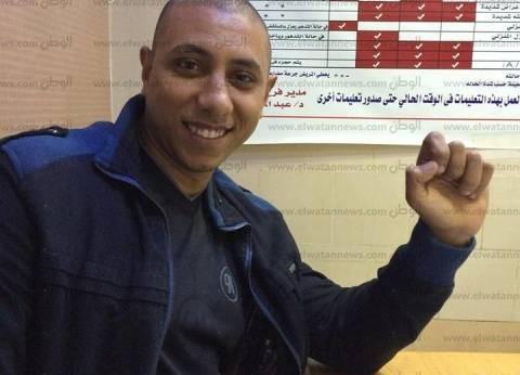 """""""طبيب الغلابة"""" يفتتح عيادته لعلاج غير القادرين مجانا في كفر الشيخ"""