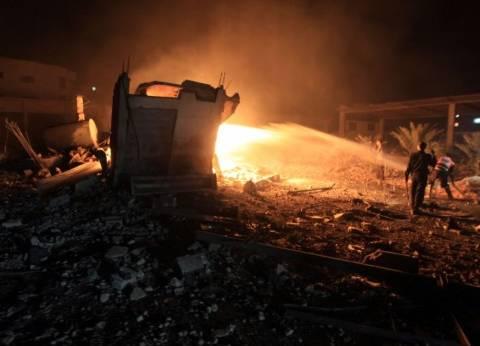 """""""دير الجنادلة"""" بأسيوط تنتظر وصول 5 جثامين لضحايا انفجار حاوية بمطار الأردن"""