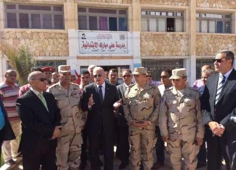 مشاركة الناخبين في انتخابات جنوب سيناء خلال اليوم الأول بنسبة 18.38 %