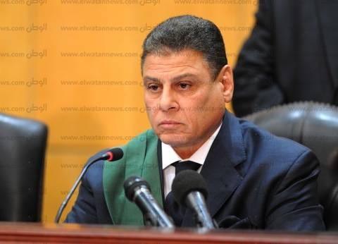 """""""الجنايات"""" تواصل إعادة محاكمة مرسي في """"التخابر مع حماس"""""""