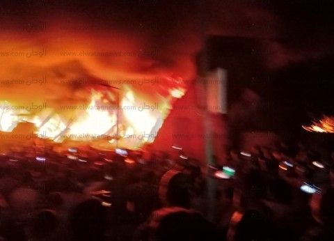 السيطرة علي حريق بمنزل دون إصابات في القوصية
