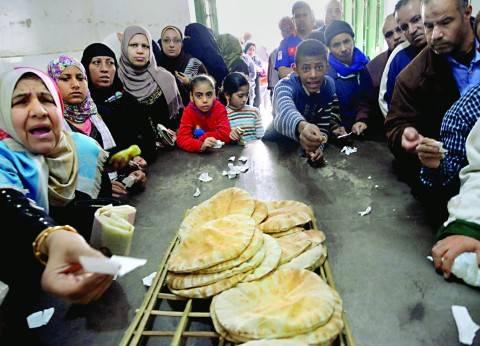 مغتربون جاءوا للعمل فى القاهرة فحرموا من «عيش الحكومة»
