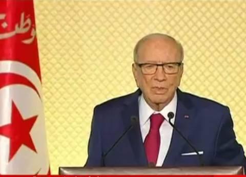 الرئيس التونسي يغادر المملكة عقب مشاركته في القمة العربية الـ29