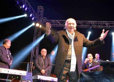 تأجيل حجز تذاكر حفل عمر خيرت بدار الأوبرا لحين انتهاء الحداد على شهداء الكاتدرائية