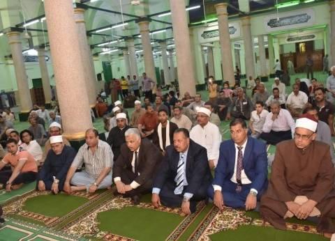 """""""أوقاف أسيوط"""" تحتفل بذكرى العاشر من رمضان"""