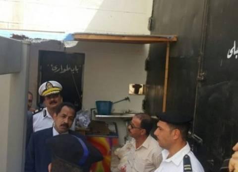 مدير أمن الإسكندرية يوجه الضباط بالالتزام والانضباط وحسن المعاملة