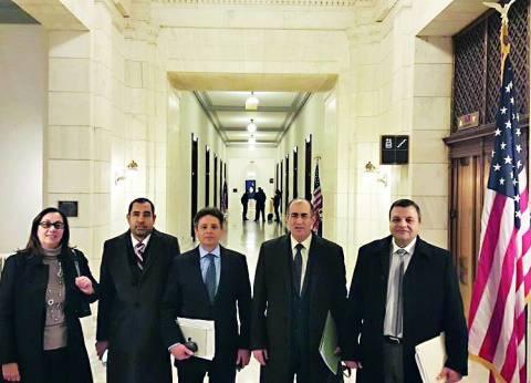 دبلوماسيون: الرئيس سيطالب «ترامب» باعتبار «الإخوان» منظمة إرهابية
