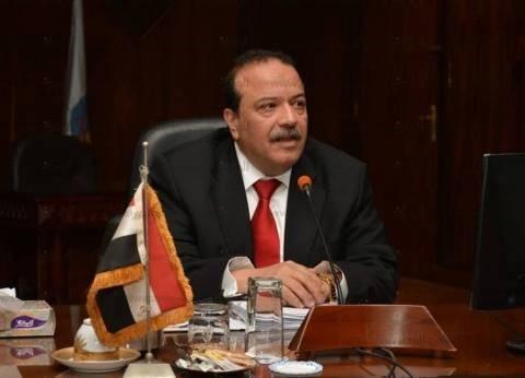 رئيس جامعة طنطا: منتدى الشباب جعل مصر محط أنظار العالم