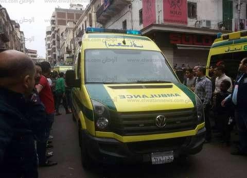 صحة الدقهلية تدفع بـ15 سيارة إسعاف لإنقاذ مصابي التفجيرات الإرهابية