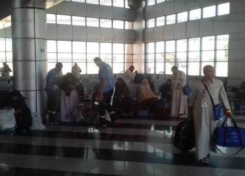 رحلات مكوكية لنقل 12486 حاجا عبر ميناء نويبع