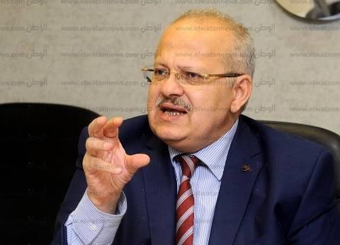 رئيس جامعة القاهرة: توجه مجموعة من الأطقم الطبية إلى مستشفى العريش