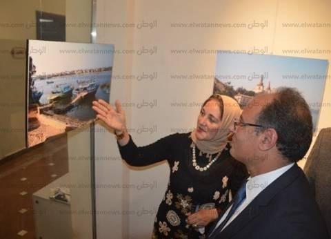 غدا: معرض الفن التشكيلي لشباب دمياط بمكتبة مصر العامة