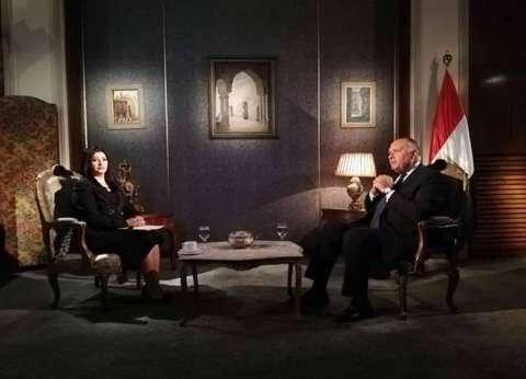 سامح شكري ضيف «حكاية وطن» على الفضائية المصرية الثلاثاء