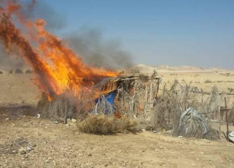 """المتحدث العسكري: تدمير 16 وكرا  لـ""""التكفيريين"""" في وسط سيناء"""