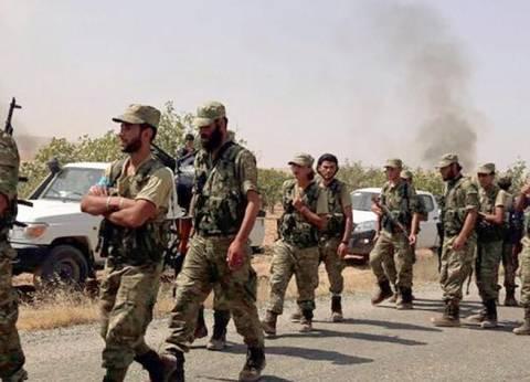 عاجل| التليفزيون السوري: إسقاط 13 صاروخا في منطقة الكسوة