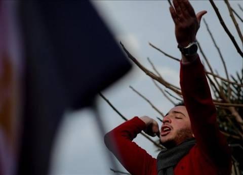 النيابة تواجه 64 من متظاهري 25 أبريل بتحريات الأمن الوطني