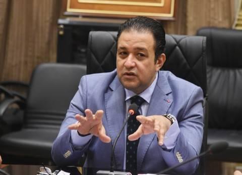 """البرلماني علاء عابد يدين الحادث الإرهابي """"الخسيس"""" بالواحات"""