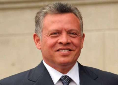 ملك الأردن: التأكيد على حق الفلسطينيين في القدس مفتاح السلام