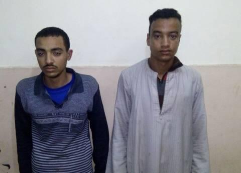 تجديد حبس متهمين سرقوا مدرسة نبيل فهمي بـ15 مايو