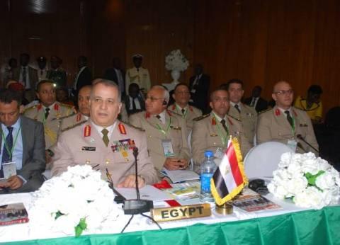 مساعد وزير الدفاع: مصر تدعم «الساحل والصحراء» لتحقيق الاستقرار فى المنطقة