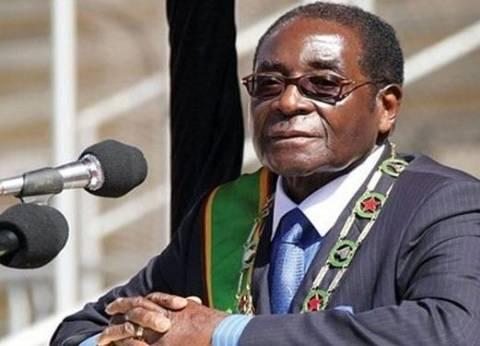 """""""موجابي"""" يتمنى هزيمة حزبه السابق في انتخابات زيمبابوي"""