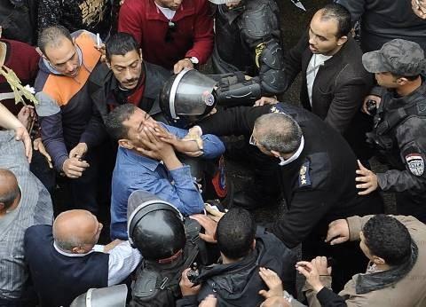 """""""من أجل مصر"""" بأسيوط: مصر لن تركع وصامدون لمواجهة الإرهاب"""