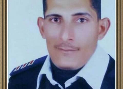 بالصور| تشييع جثمان شهيد سيناء سعيد حمدي بمسقط رأسه في بورسعيد