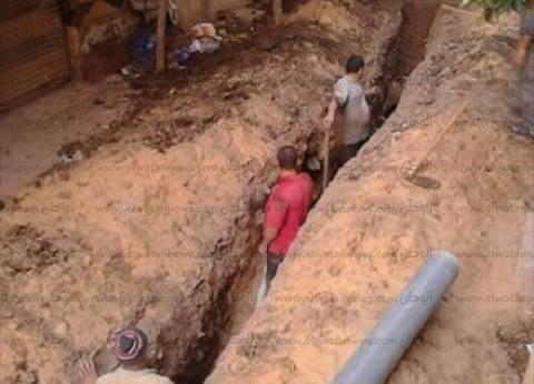 وكيل وزارة الإسكان: 1437 قرية يتم توصيل شبكة الصرف الصحي لها