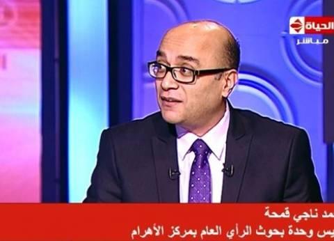 ناجي قمحة: البرلمان الحالي ليس مثاليا ولكنه معبر عن إرادة الشعب المصري