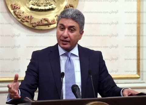 وزير الطيران: المطارات المصرية تتخطى المعدلات العالمية السلامة الجوية