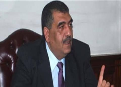 الشرقاوي: ننسق مع القوات المسلحة لإزالة المخالفات على الأراضي المتعدى عليها