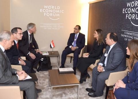 """رئيس """"دانا غاز"""" لـ مدبولي: سنرفع استثماراتنا في مصر لـ5 مليارات دولار"""
