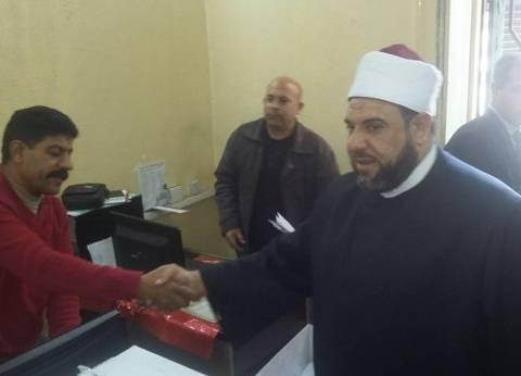 """وكيل """"أوقاف الإسكندرية"""" يعلن فتح باب التراخيص لخطباء المكافأة الحاملين للشهادات الأزهرية"""